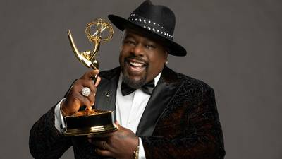 Emmy Awards host Cedric the Entertainer says he's committed to improving conditions for Black comedians