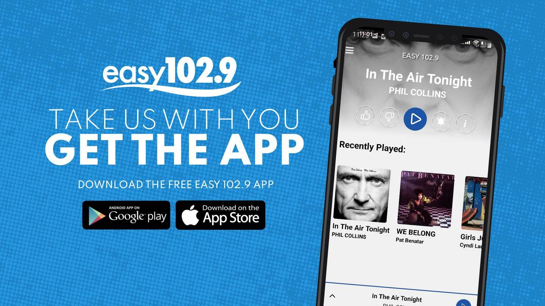 LISTEN LIVE: Listen to Easy 102.9 now!