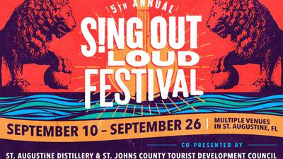 Win tickets to Sing Out Loud Fest!