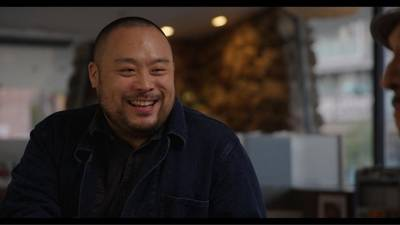 David Chang explores the future of lab grown protein in 'The Next Thing You Eat'