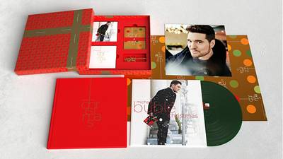 Michael Bublé celebrating 10th anniversary of 'Christmas' with deluxe box set