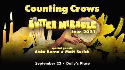 Counting Crows Tickets!